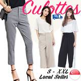 Culottes~ Midi Shorts~ S - XL~ 4 Colours~