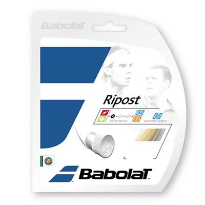 バボラ (BabolaT) リポスト(12.0m) BA241109 [分類:テニス テニスガット]の画像