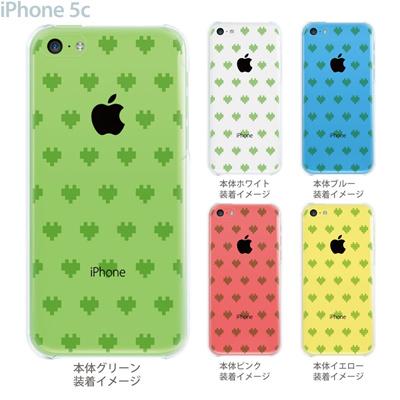 【iPhone5c】【iPhone5c ケース】【iPhone5c カバー】【ケース】【カバー】【スマホケース】【クリアケース】【クリアーアーツ】【デジタルハート】 47-ip5c-tm0006の画像