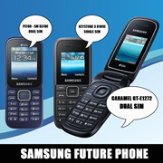 [Samsung MURAH] KEYSTONE 3 B109E || PITON SM B-310E || Caramel GT-E1272 - Garansi Resmi