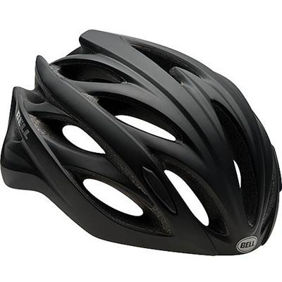 ベル(BELL) ヘルメット OVERDRIVE / オーバードライブ ROAD SPORTS マットブラック 【自転車 サイクル レース 安全 二輪】の画像