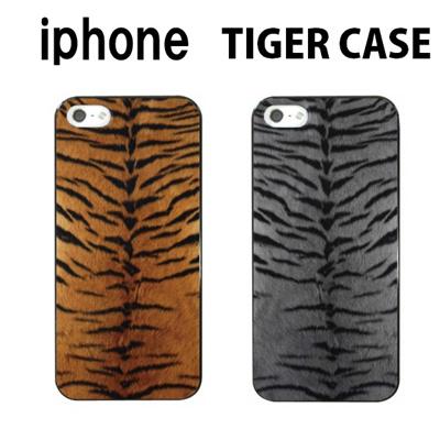 特殊印刷/iPhone6 Plus/iphone6(4.7インチ)/iphone5/iphone5S/iphone5C(タイガー)CCC-047【スマホケース/ハードケース/カバー】の画像