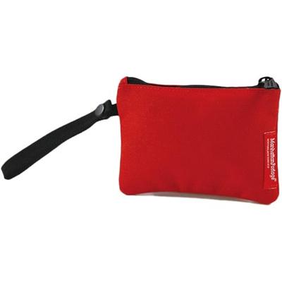 マンハッタンポーテージ(Manhattan Portage) ユニオンポーチ Union Pouch MP1082 RED レッド 【財布 小物入れ】の画像