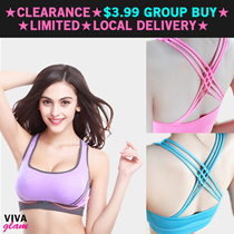 ★Clearance Sale★Flat Price★Local Delivery★Sports Bra / Yoga Bra / Push Up Bra / Ice Bra / Seamless Bra / Genie Bra