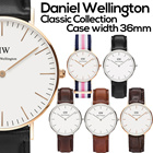 ダニエルウェリントン Daniel Wellington クラシック 36mm レザーベルト NATOバンド [海外正規店商品]腕時計 時計