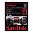 ≪在庫処分超特価!≫【送料無料】SanDisk(サンディスク) Ultra SDHCメモリーカード【8GB】UHS-I対応 CLASS10 microsdカード [SDSDX-008G-XQ46]【並行輸入品】