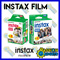 [Cheapest!]♥Instax Mini Plain film♥ 40 SHEETS Bundle / Character / Polaroid film 7s 8 25 90 50s Share phone Printer
