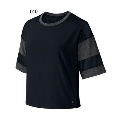 ナイキ (NIKE) ウィメンズ GYM SYLK スポーツ Tシャツ 683339 [分類:Tシャツ (レディース)]の画像
