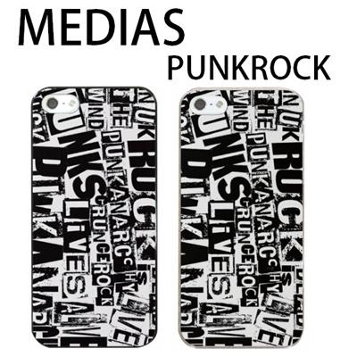 特殊印刷/MEDIAS X(N-04E)U(N-02E)(PUNKROCK/パンクロック)CCC-098【スマホケース/ハードケース/カバー/medias x/u/メディアス ユー/n04en02e】の画像
