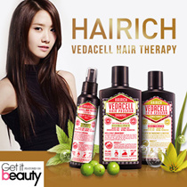 ❤BUY 1 GET 1 FREE❤READ THE REVIEWS!!❤NO.1 HAIR LOSS PRODUCT IN KOREA❤HAIRICH VEDACELL HAIR PROGRAM❤