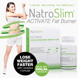 $45 for 1st 30 Qty! [Buy 1 Get 1 Free!] NatroSlim ACTIVATE Fat Burner ♥Feel it in 30 mins Results in 2 days!♥ Effective Weight Loss Formula Slimming Diet with Garcinia cambogia