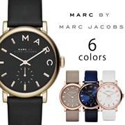 国内発送!即納!Qoo10限定セール★マークバイマークジェイコブス 腕時計 6カラー★Marc By Marc Jacobs Watch /MBM1265MBM1266 MBM1269 MBM1283MBM1316 MBM1329 [海外正規店商品]