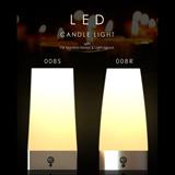 LED Candle Light / Sensor Detection On/Off under darkness/Indoor And Outdoor Light / Home Deco / Nursing Lamp