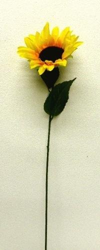 ●代引き不可送料無料ひまわり 24本セット夏 造花の画像