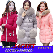 【Aug update】*High Quality!!! winter jacket / winter coat / down jacket / winter wear / women jacket / winter jacket coat /-40 to 20 degrees warm/ Cotton-Padded Jacket/ Wind rain jacket/dress/ bag