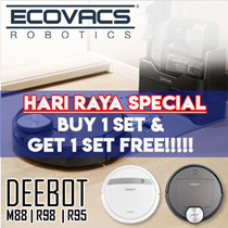 ECOVACS Vacuum Cleaner / DEEBOT M88 / R95 / R98 / APP Control/ Dry+Wet Mopping