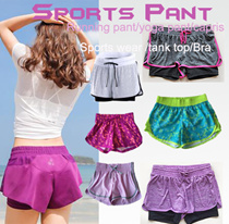 [New arrival] Sports Pant shorts capris Sports wear yoga pants running pants exercise trousers Bottom /shorts /GYM wear tights LADIES bottom girls trousers trunks slacks BRA shirt