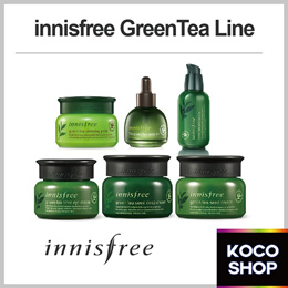 ▶innisfree◀JEJU GREEN TEA LINE▶LOWEST PRICE with CART COUPON◀