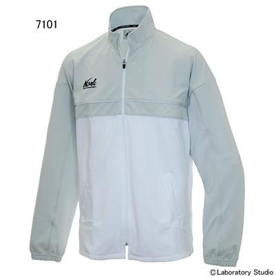 ニシ・スポーツ (NISHI) ウォームアップジャケット 70-J10 [分類:陸上競技 トレーニングジャケット] 送料無料の画像
