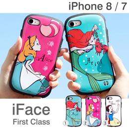 iPhone7専用 ディズニーキャラクターiface First Classケース(ガールズシリーズ)