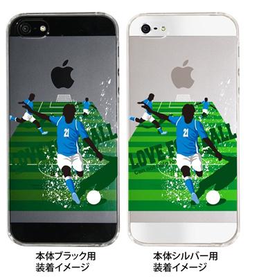 【イタリア】【iPhone5S】【iPhone5】【サッカー】【iPhone5ケース】【カバー】【スマホケース】【クリアケース】 10-ip5-spo-10の画像