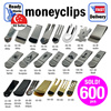Money Clip Moneyclip Money Holder Card Clip Money Clip Wallet Stainless Steel Money Clips SG Seller