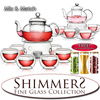 Teapot Set - Mix and Match your Perfect Teapot Set - FREE Warmer