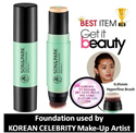 ★★FAMOUS KOREAN CELEBRITY MAKE-UP ARTIST★★Skin-Fit Foundation SPF45/PA++. Effortless/ Weightless/True to your skin/Get it beauty!! Son and Park/Concealer.