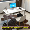 hotstuff/coolstuff/DIY Study table/Simple Modern Computer Desk Table/ Office Table Desk/Laptop Table