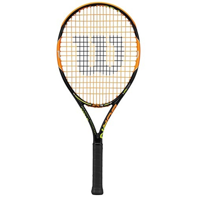ウイルソン(Wilson) バーン 25S(BURN 25S) WRT533300 【硬式テニスラケット ジュニア テニス用品 張り上がり ウィルソン】の画像