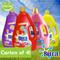 [Bundle Care][BREEZE] Concentrated Liquid Detergent Power Clean 4.4kg/Colour Care/ 4.4kg/with Comfort 4kg