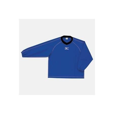 【クリックで詳細表示】ミズノ(MIZUNO) タフブレーカーシャツ A60WS82022 ブルー 【メンズトレーニングウェア ウインドブレーカー アスレ】