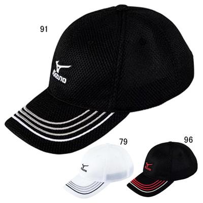 ミズノ (MIZUNO) キャップ(梅花メッシュ) 32JW4103-TK [分類:スポーツ 帽子・キャップ・ハット (ユニセックス)]の画像
