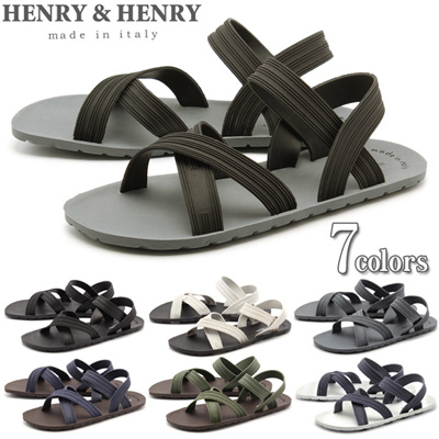 ヘンリー&ヘンリー サーフ HENRY&HENRY SURF メンズ サンダルの画像