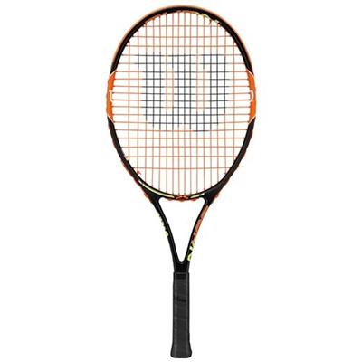 ウイルソン(Wilson) バーン 25(BURN 25) WRT219200 【硬式テニスラケット ジュニア テニス用品 張り上がり ウィルソン】の画像