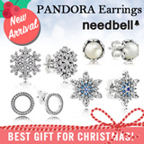 [PANDORA] Best Gift for Christmas! New Pandora Earring Collection! 100% Authentic guaranteed. Shipped from USA.