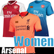 ★ NEW 16/17/18 Arsenal SOCCER JERSEY Wholesale Liverpool/Manchester Unitd/ Men SET Real Madrid