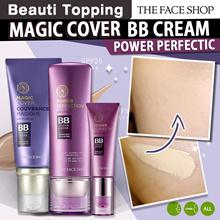 BEST BB Cream Line★THE FACE SHOP★Magic Cover BB Cream/Face It Power Perfection BB Cream [Beauti Topp