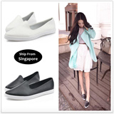 [flats] /casual style shoes / Flats / comfortable and high quality shoes / pattern and fashionable shoes/elegant for female/ Delivery from Singapore