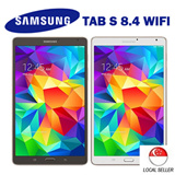 Samsung Galaxy Tab S 8.4inch Wifi (T700) / 16GB ROM / 3GB RAM / Local Samsung / One Year SG Warranty