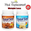 1 + 1 Limited Offer [LOSE 2-5KG IN 1 WEEK!] USA Naturade Total Soy Delicious Weight Loss Protein Shake *MEAL REPLACEMENT* 540g Reduce Cholestrol / Weight Loss