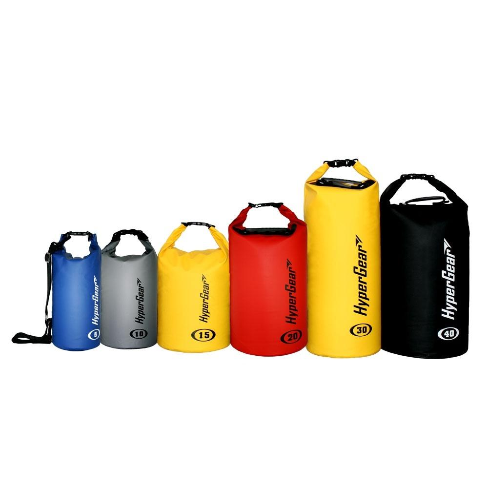 Qoo10 - Hypergear 100% Waterproof Dry Bag : Sports Equipment