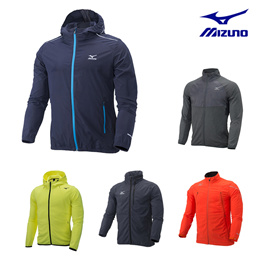 ★ MIZUNO ★ Hood Zip-up Jacket Mens+Unisex running jacket Hoodies