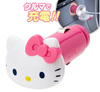 ♡HELLO KITTY♡ Car Cigar Jack for USB Charge 297179 ♡ 2 Smartphone Car Charge / 2 Charge Slots / 2.4A-12V Car Only / USB充電用カーシガージャック / 2スマートフォンカーチャージ / 2充電スロット [FREE SHIPPING / 送料無料]