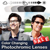 【Mimeo】Only $69.80 for Color Changing Photochromic Lens (Worth $180) Glasses / Spectacles