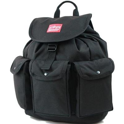 マンハッタンポーテージ(Manhattan Portage) アポロバックパック Apollo Backpack MP1229 BLACK ブラック 【リュックサック バックパック】の画像