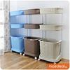 Laundry Basket With Wheels 2 tier 3 tier ( 4 Colors)/  SKU1491 Kitchen Trolley Rack 2 tier 4 tier