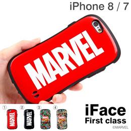 iPhone7専用 MARVEL/マーベル iFace First Classケース