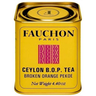 フォション 紅茶セイロン(缶入り)125g 【飲料】の画像