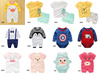 Baby Romper/Infant Clothes/set/Baby short/Toddler/Jumpsuit